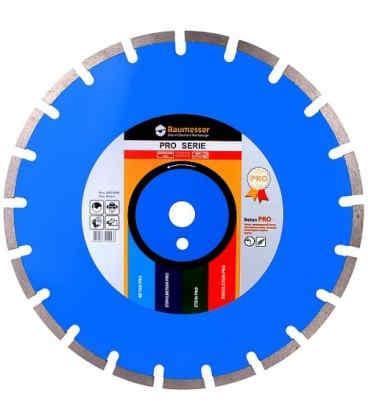 Алмазний відрізний круг по бетону Baumesser 1A1RSS/C1 300x3,2/2,2x10x25,4-11,5-18 HIT Beton PRO (94120338022)