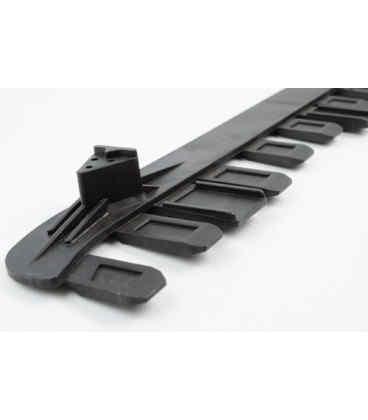 Гребень защитного кожуха для мотокос серии 40 -51 см, куб (0556)