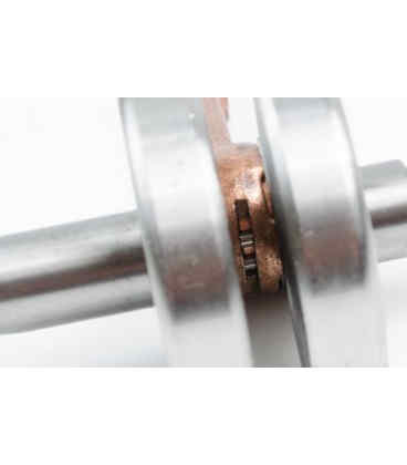 Коленчатый вал для мотокосы серии 40 - 51 см, куб (0549)