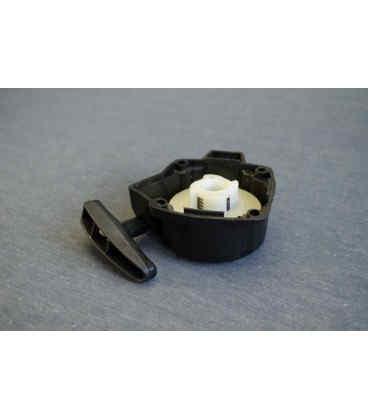 Стартер в сборе маленький с отводом ( плавный пуск ) для мотокос серии 40 - 51 см, куб (1637)