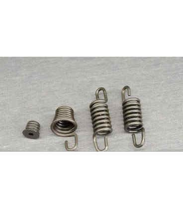 Амортизаторы (комплект) для бензопил тип Partner 350 - 401 (1256)
