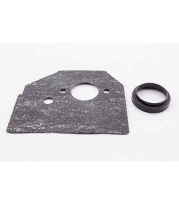 Планка для карбюратора + кольцо для бензопил тип серии 4500-5200 (2267)