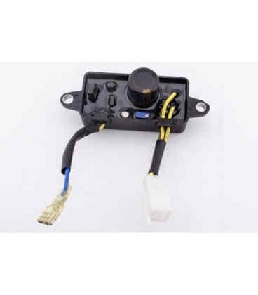Автоматический регулятор напряжения (класс А) AVR для генераторов 2 кВт - 3 кВт (1220)