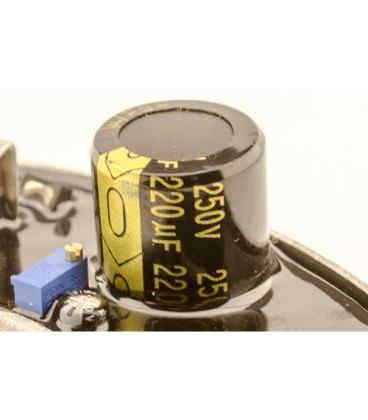 Автоматический регулятор напряжения (класс А) AVR (дуга) для генераторов 2 кВт - 3 кВт (1221)