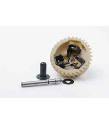 Шестерня центробежного регулятора оборотов в сборе для бензинового двигателя 188F ( 13 л.c. ) (0720)