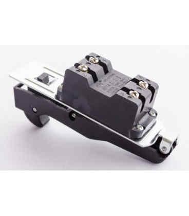 Кнопка для болгарки 230 Интерскол для електропили(2915) Tiger