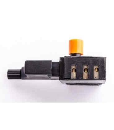 Кнопка для дрели Фиолент ( 3,5 А ) c реверсом для электропилы (2925) Tiger