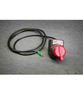 Переключатель Вкл/Выкл с проводом для мотоблока бензинового  9 л. с. (1420)