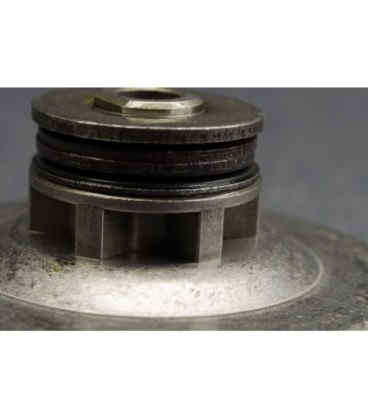 Коленвал в сборе под шпонку (19 мм) к двигателю 6.5 л.с (2734)