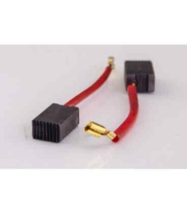 Щётки 6х9х14 клемма с красным для электроинструмента (1992) Tiger