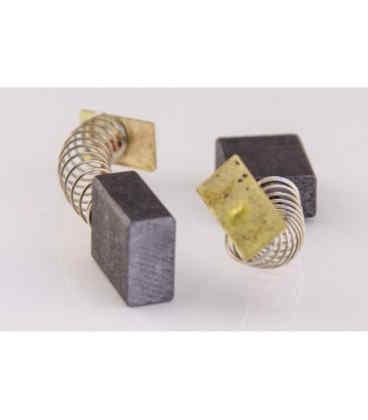 Щётки 7х12,6х16,6 Прямоугольник для электроинструмента (2017) Tiger