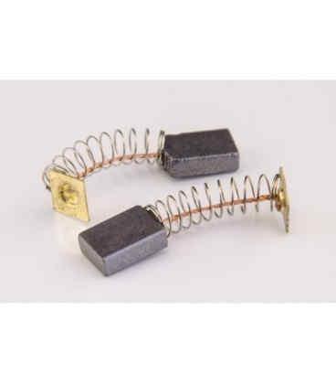 Щётки 5х11х16 Прямоугольный пятак для электроинструмента (2046) Tiger