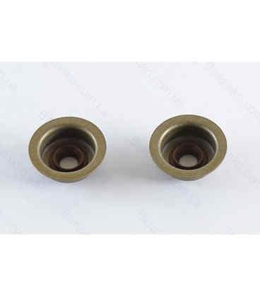 Сальники клапана 2 шт для двигателей 6,5 л.с. (168F) (0033)