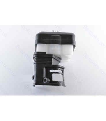 Воздушный фильтр с масляной ванной для двигателей 6,5 л.с. (168F) (0011)