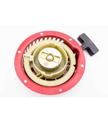 Стартер ручной в сборе для генератора 1,1 кВт - 1,5 кВт (1001)