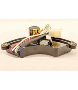 AVR реле напряжения генератора 5 кВт (диодный мост) Дуга тип А для генератора 5 кВт - 6 кВт (1222)