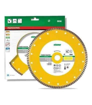 Алмазний диск Distar Turbo Master 125 x 22,23 (101 150 54 010)