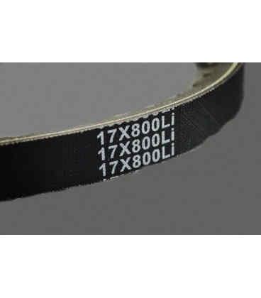 Ремень зубчатый 17х800 для мотоблока бензинового  9 л. с. (1395)