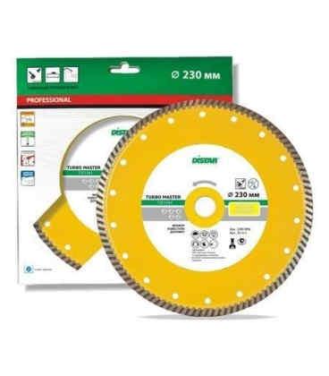 Алмазный круг Distar Turbo Master 230 x 22,23 (101 150 54 017)