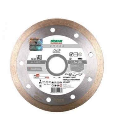 Алмазний диск Distar 1A1R Razor 115 x 22,23 (111 150 62 009)
