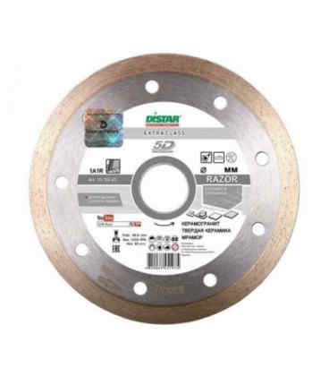 Алмазный круг Distar 1A1R Razor 115 x 22,23 (111 150 62 009)
