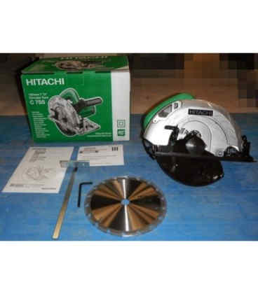 Циркулярная пила Hitachi C7SS