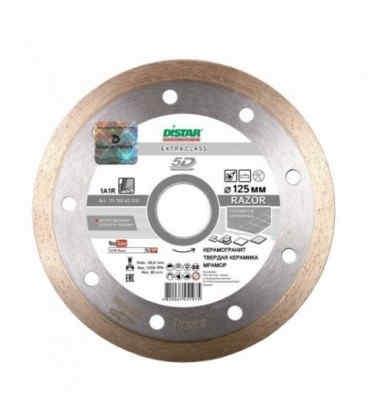 Алмазний диск Distar 1A1R Razor 125 x 22,23 (111 150 62 010)