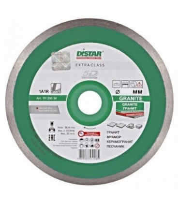 Алмазний диск Distar 1A1R Granite 115 x 22,23 (111 150 34 009)