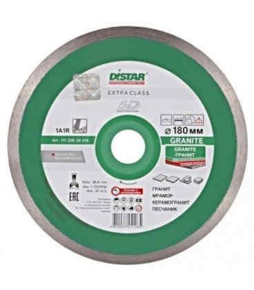 Алмазний диск Distar 1A1R Granite 180 x 25,4 (111 200 34 014)