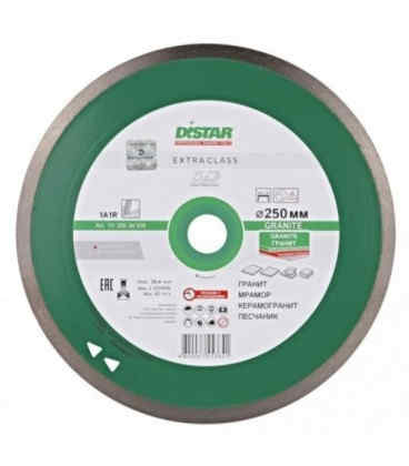 Алмазний диск Distar 1A1R Granite 250 x 25,4 (111 200 34 019)