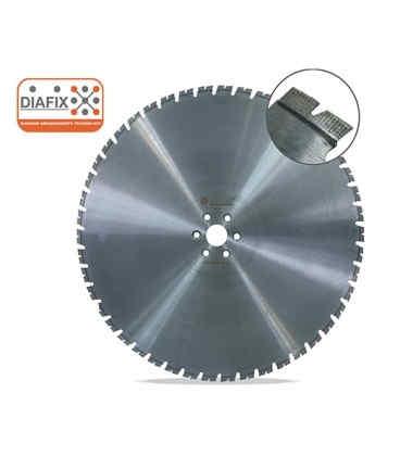Алмазный отрезной круг ADTnS CBW RM-X 700x25.4 F4 (33185386182)