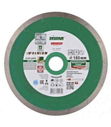 Алмазний диск Distar 1A1R Granite Premium 180 x 25,4 (113 200 61 014)