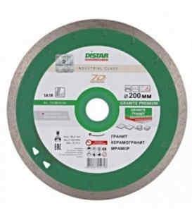 Алмазный круг Distar 1A1R Granite Premium 200 x 25,4 (113 200 61 015)