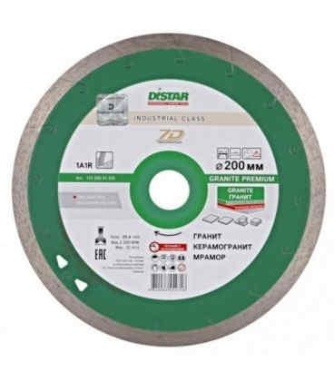 Алмазний диск Distar 1A1R Granite Premium 200 x 25,4 (113 200 61 015)