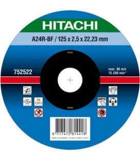 Круг отрезнойHitachi180 х 3 х 22.2 мм ( 752514 )