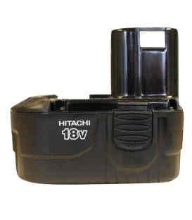 Никель-кадмиевый аккумуляторHitachi BCC181518 В (333161)