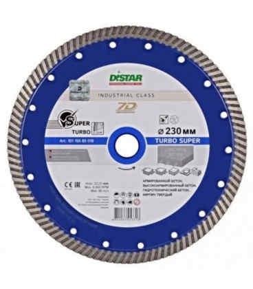 Алмазний диск Distar Turbo Super 232 x 22,23 (101 150 85 018)
