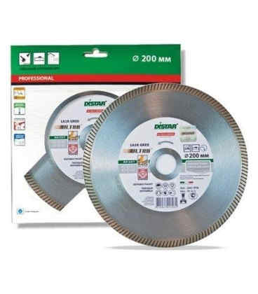 Алмазний диск Distar 1A1R Gres Ultra 200 x 25,4 (111 201 59 015)