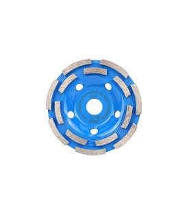 Чашка шлифовальная Distar ФАТ-С Extra 125x22,2 (16915028010)