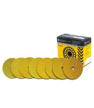 Круг полировальный гибкий Baumesser Standard 100x3x15 №1500 (99937359005)