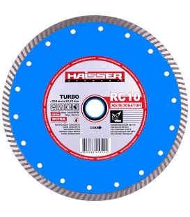 Круг алмазный Haisser Turbo RC10 125x22.2 мм