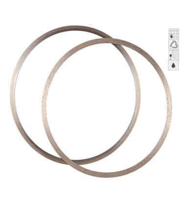 Кольцо алмазное по стеклу ADTnS Ring Glass 254x9,5x235 двустороннее (1453031020)