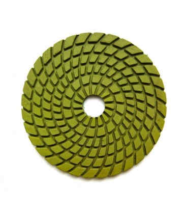 Круг полірувальний гнучкий Baumesser Premium 100x4x15 №1500 (99937351005)