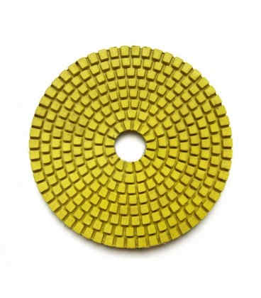 Круг полировальный гибкий Baumesser Standard 100x3x15 №120 (99937358005)