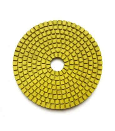 Круг полірувальний гнучкий Baumesser Standard 100x3x15 №400 (99937363005)