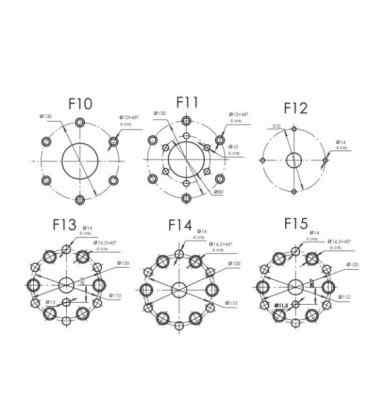 Алмазный отрезной диск ADTnS CBW RM-X 1204x35 F13 (35987404119)