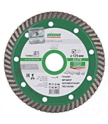 Алмазний диск Distar Turbo Elite 125 x 22,23 (101 150 23 010)